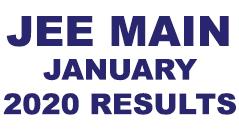 JEE MAIN JANUARY 202